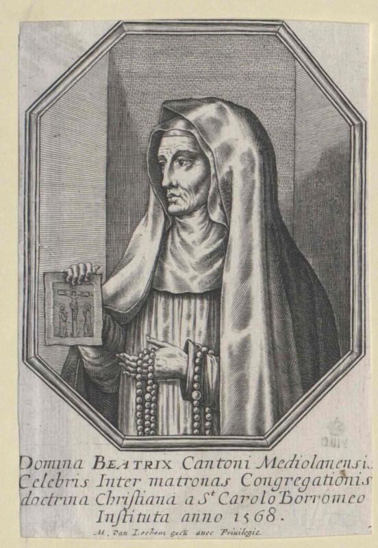 Cantoni, Beatrix