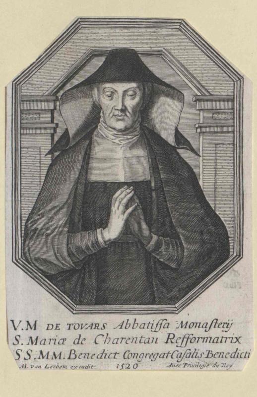 Touars, Maria von