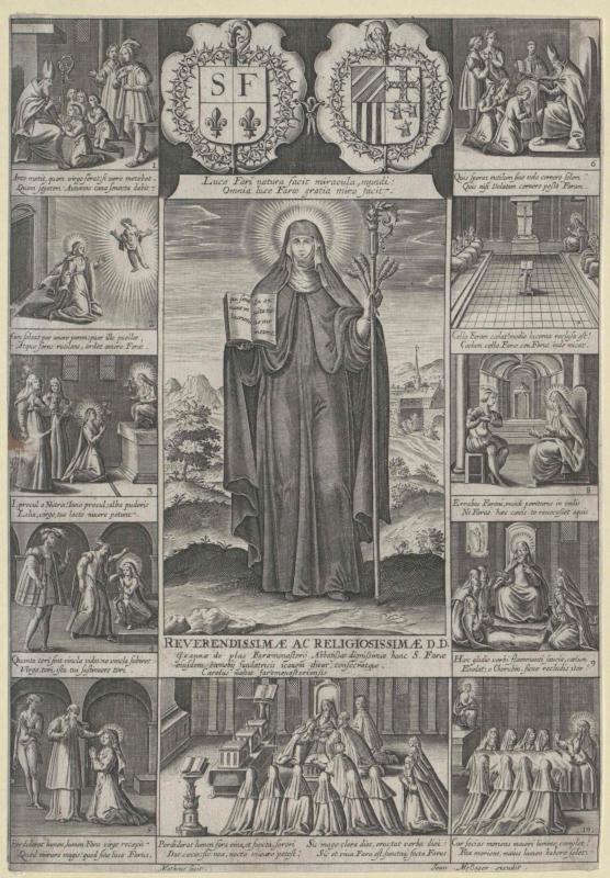 Plas, Johanna von