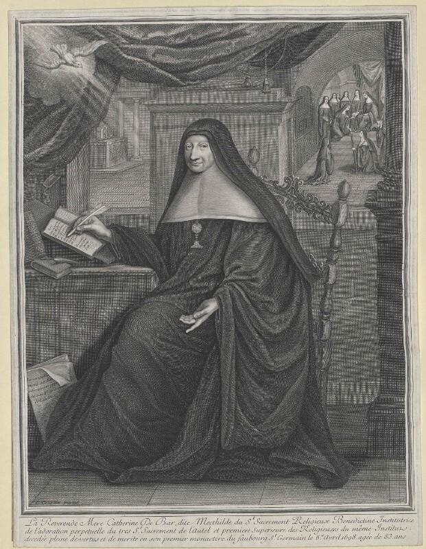 Bar, Catherine de