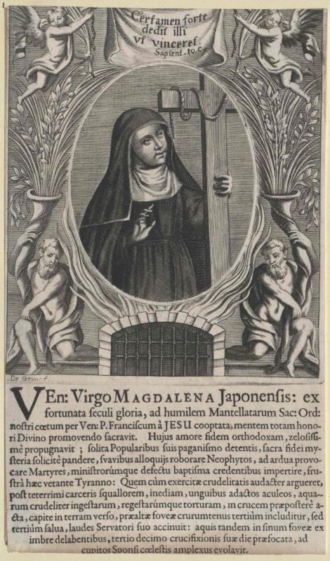 Magdalena Japonensis