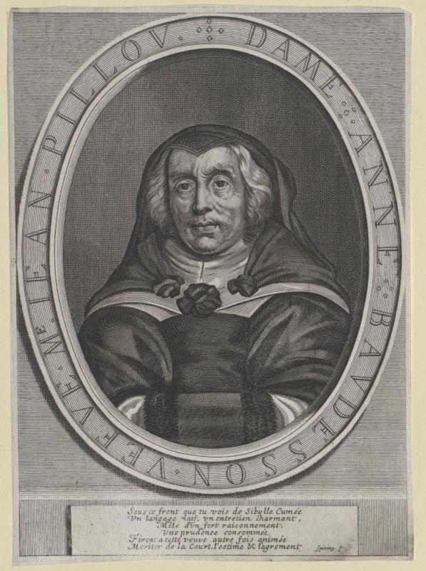 Baudesson, Anne