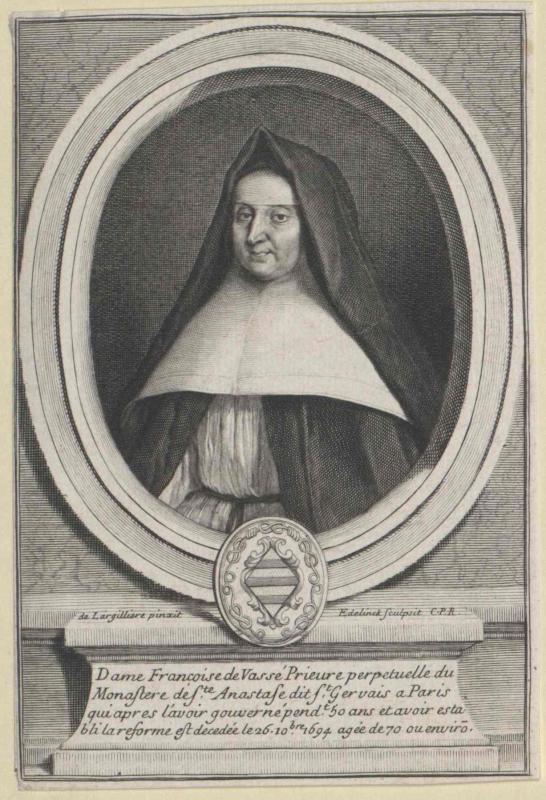Vassé, Francoise de