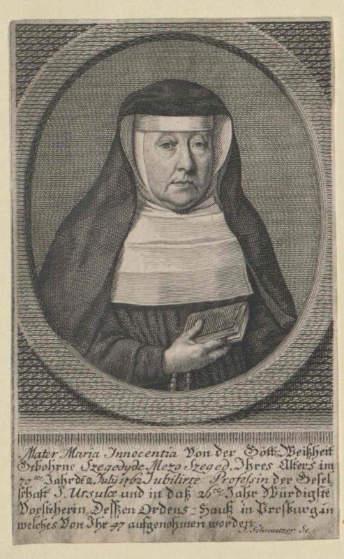 Maria Innocentia von Szeged