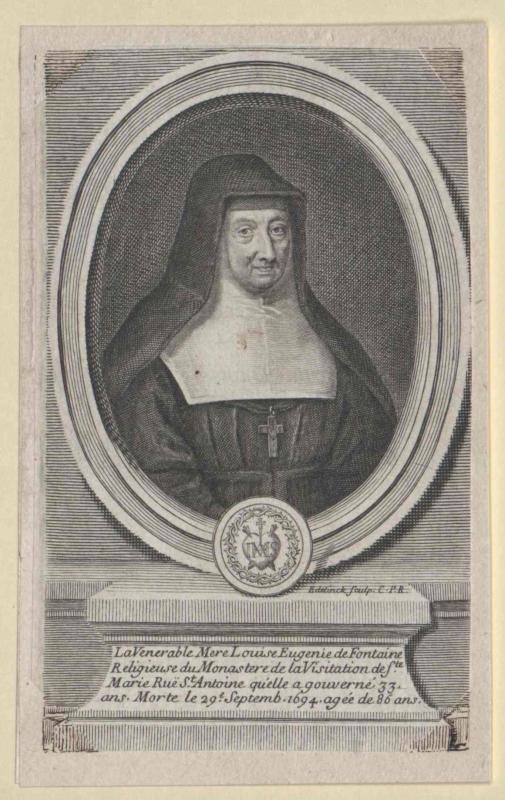Fontaine, Louise Eugénie de