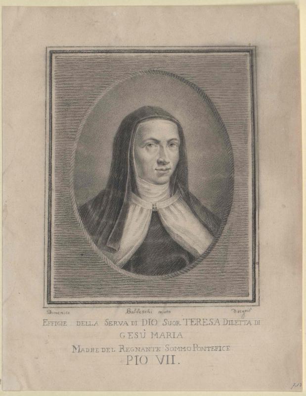 Chiaramonti, Teresa