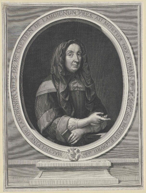 Lamoignon, Madeleine de