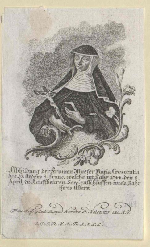 Maria Crescentia von Kaufbeuren