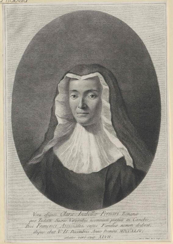 Fornari, Klara Isabella