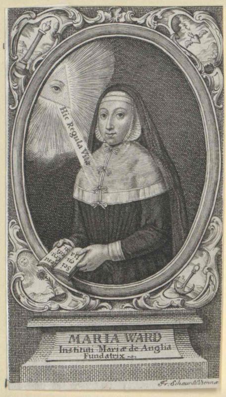 Ward, Mary