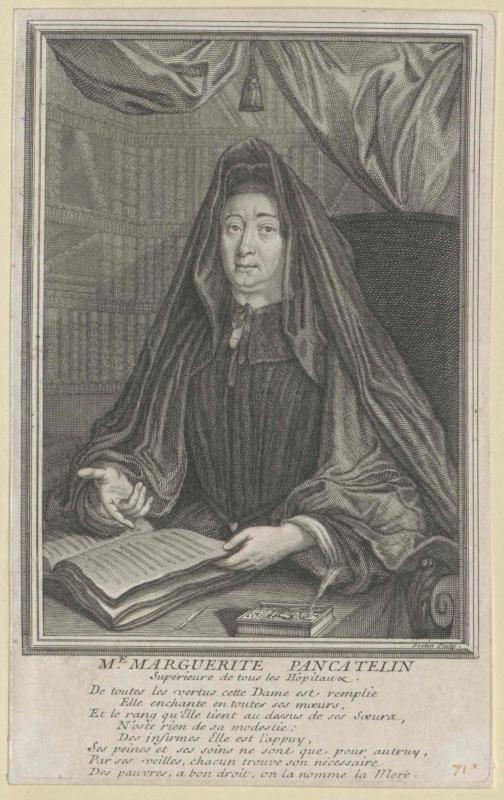 Pancatelin, Marguerite