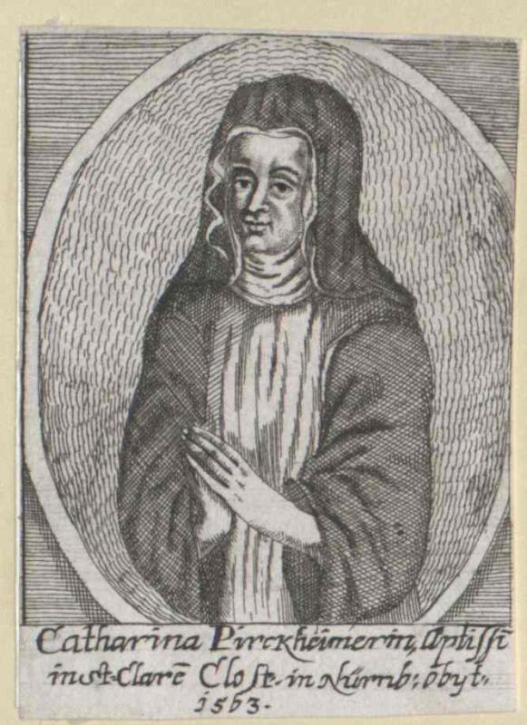 Pirckheimer, Katharina