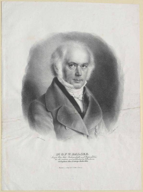 Balser, Georg Friedrich Wilhelm