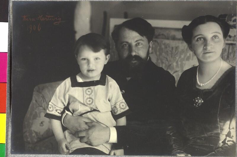 Familie Schnitzler