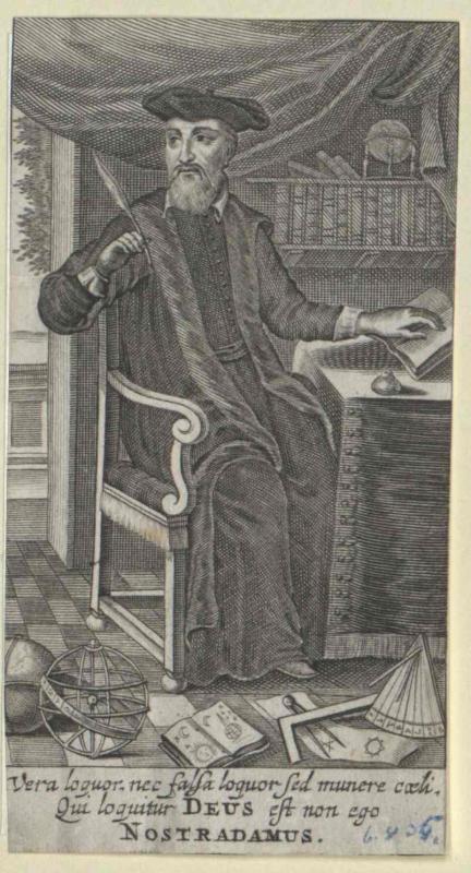 Nostradamus, Michael
