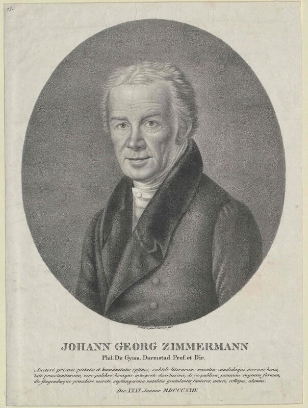 Zimmermann, Johann Georg