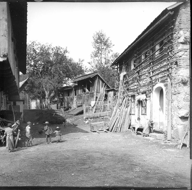 Kinder in Judendorf