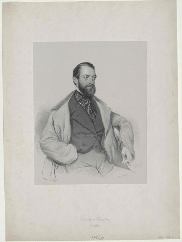 Pacher-Theinburg, Gustav von