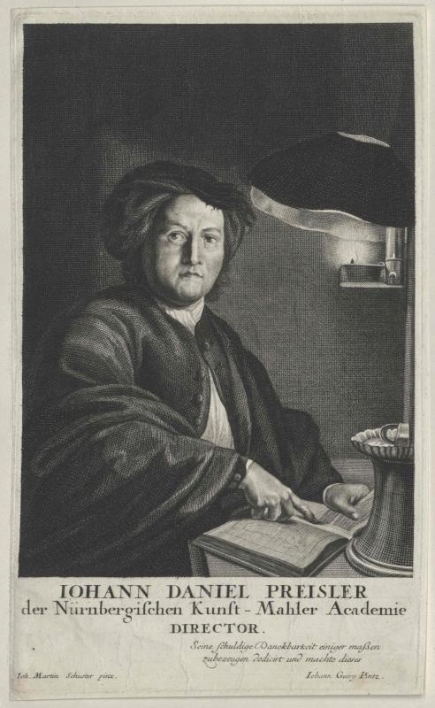 Preissler, Johann Daniel