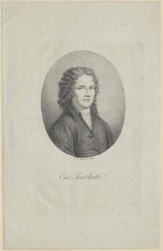 Alessandro Scarlatti©Bildarchiv Austria, ÖNB