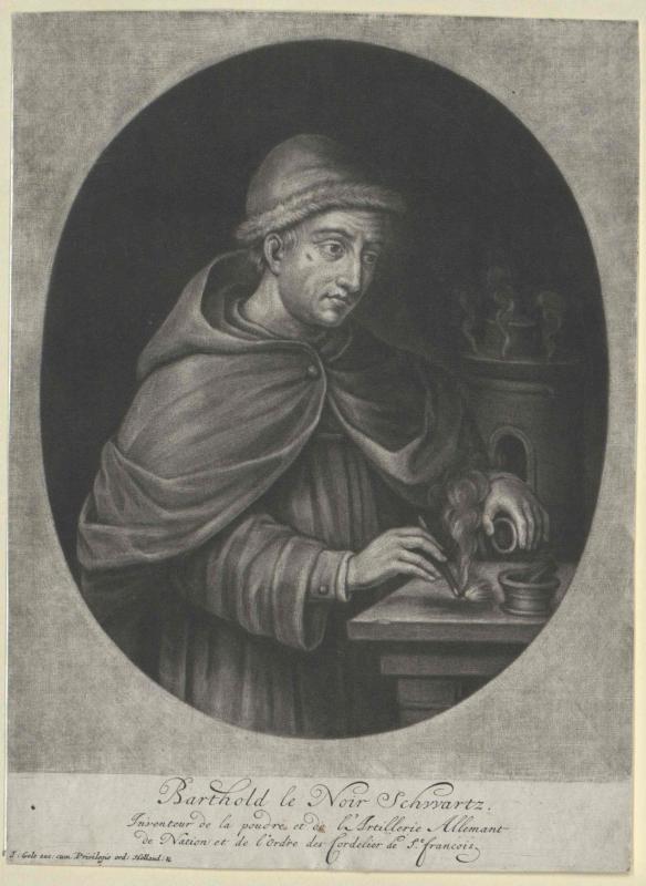 Schwarz, Berthold