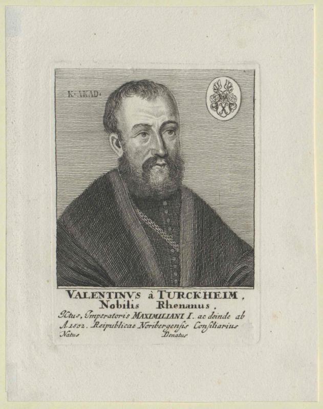 Türckheim, Valentin von