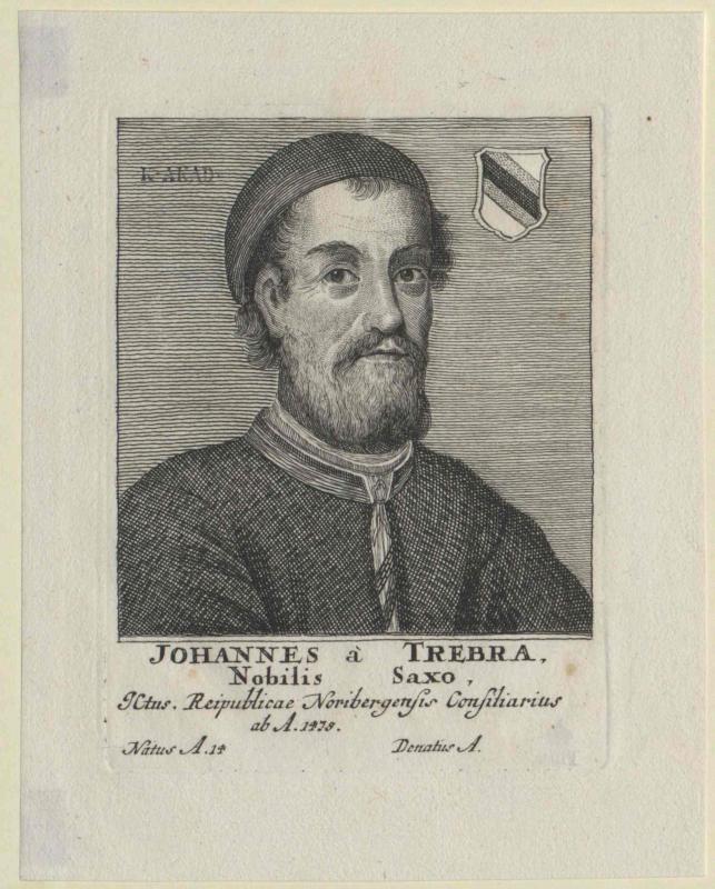 Trebra, Johannes von