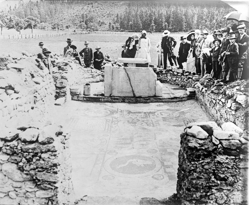 Ausgrabungen in Teurnia