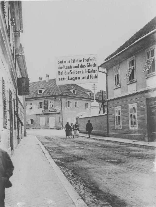 Volksabstimmung in Kärnten