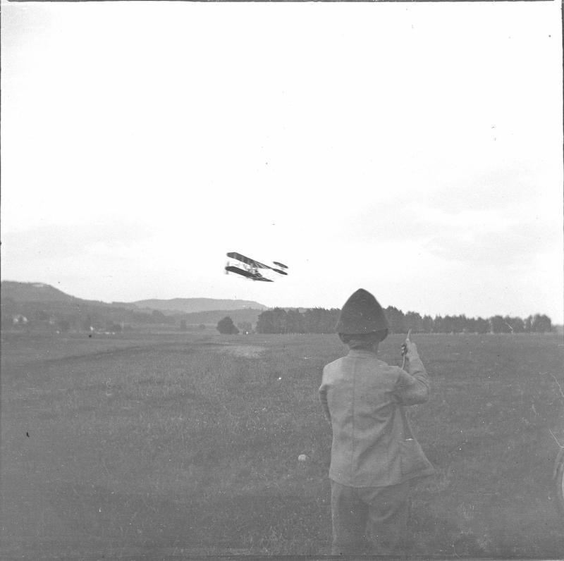 Der Flugpionier Josef Sablatnig