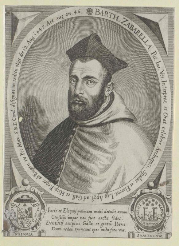 Zabarella, Bartolomeo