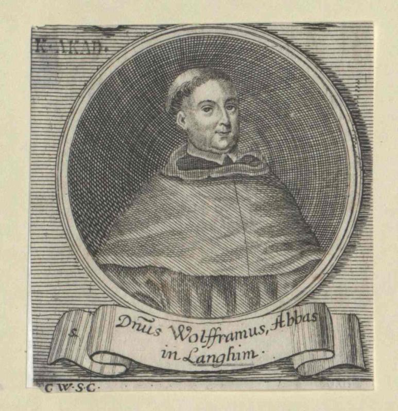 Wolfram, Abt von Langheim
