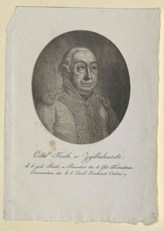 Zyllenhardt, Karl Freiherr