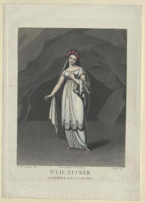 Zucker, Franziska Eleonore Juliane