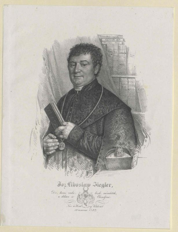 Ziegler, Josef Liboslaw
