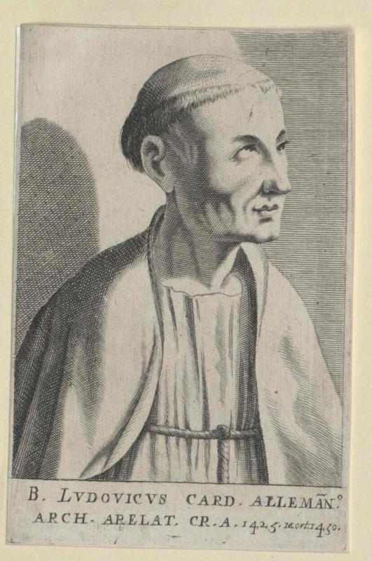 Alamandi, Ludovico