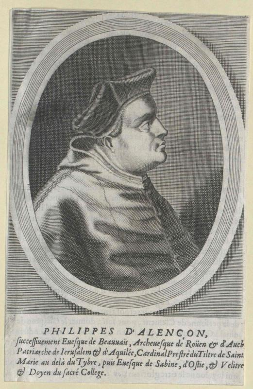 Alencon, Philippe de