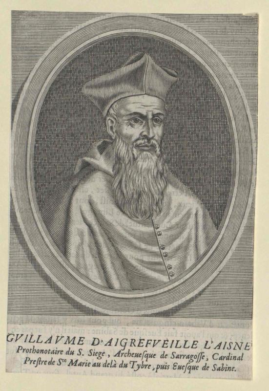 Aigrefeuille, Guillaume de