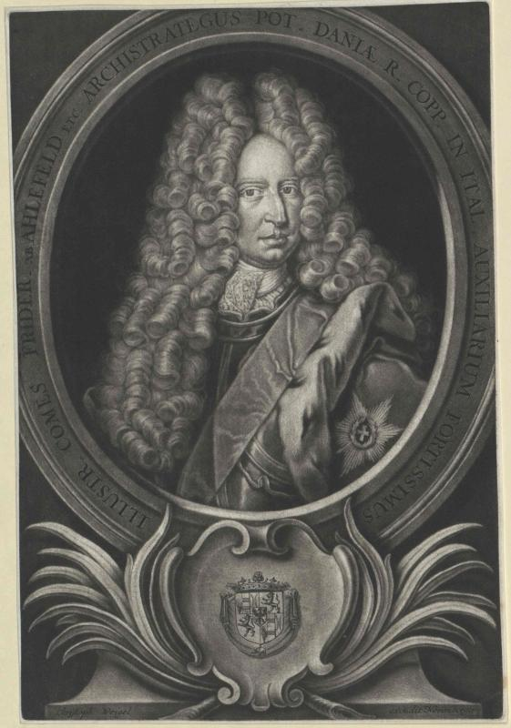 Ahlefeldt, Frederik Graf