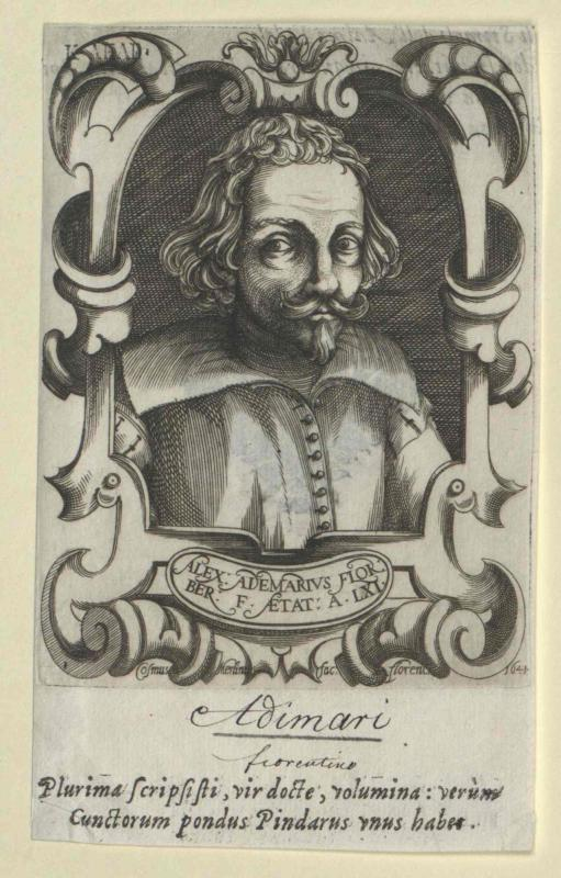 Adimari, Alessandro