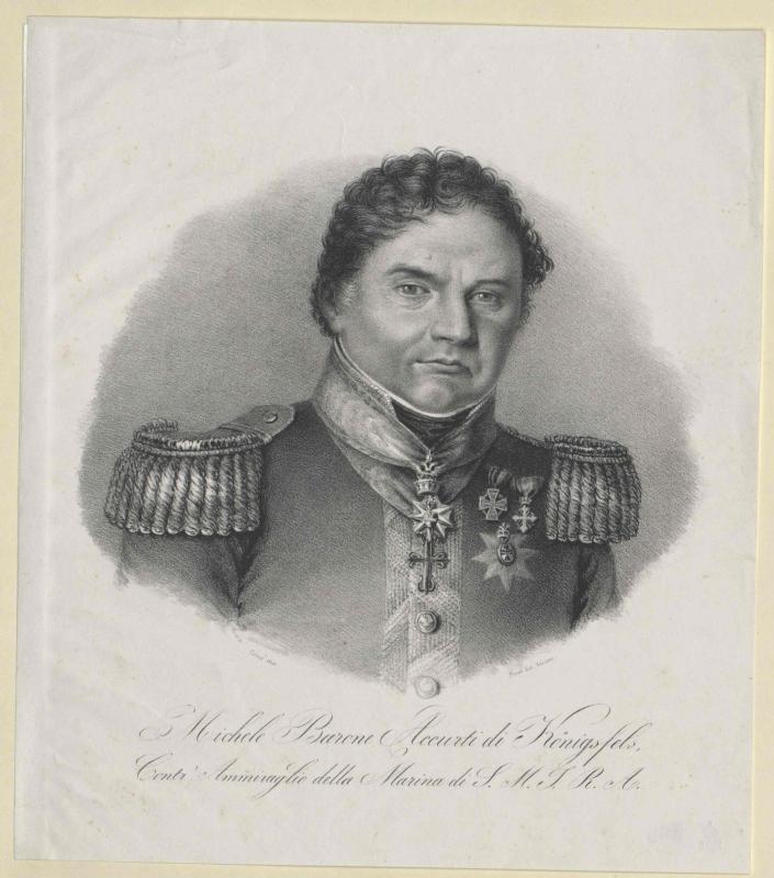 Accurti von Königsfels, Michael Freiherr