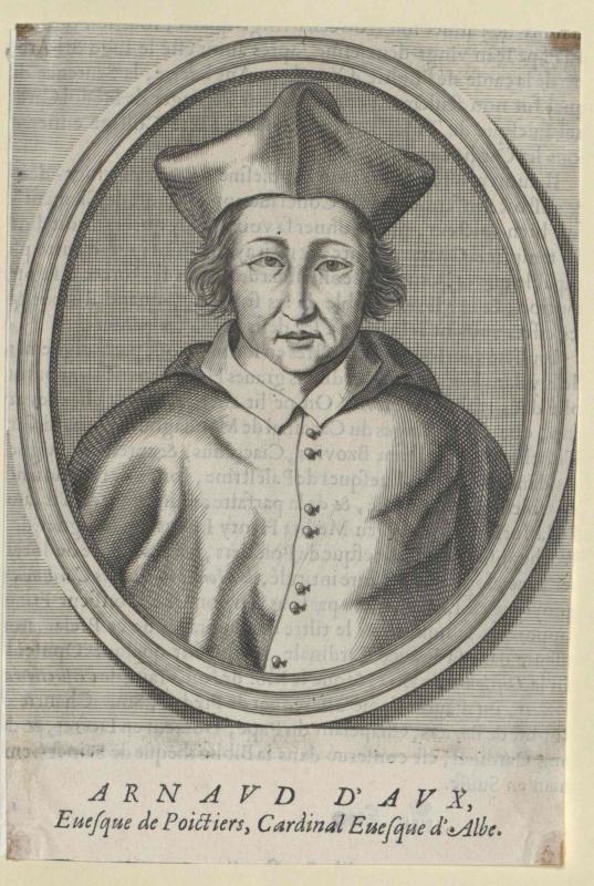 Aux, Arnaud d'