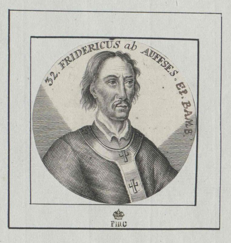 Aufsess, Friedrich von
