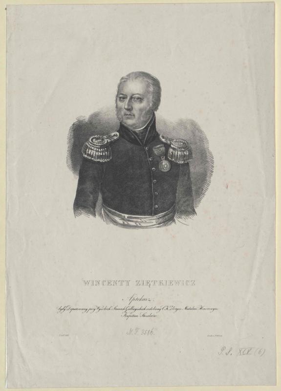 Zietkiewicz, Wincenty