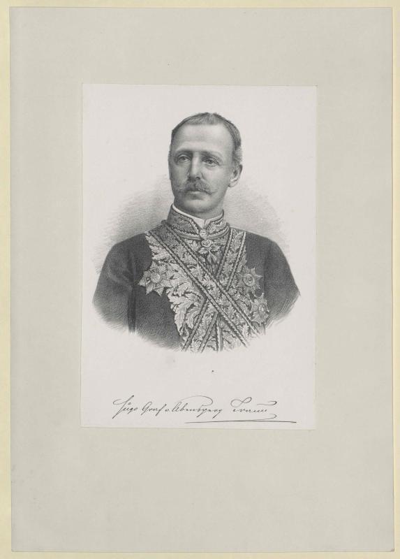 Abensperg-Traun, Hugo Graf