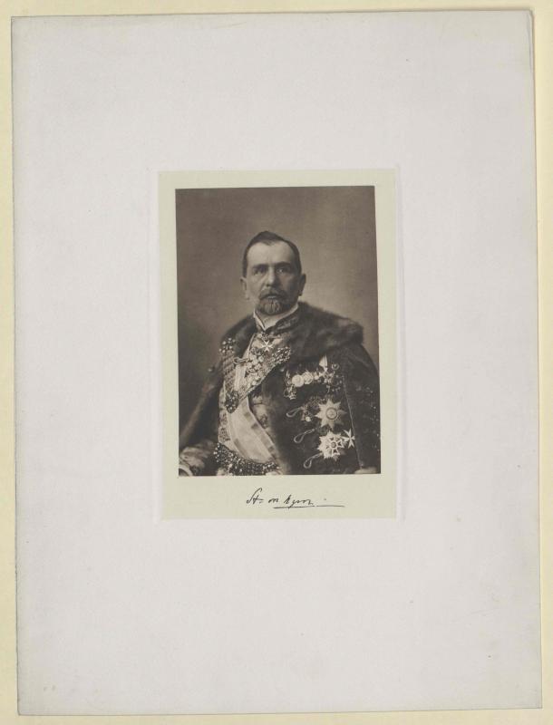 Ugron zu Ábránfalva, Stephan von