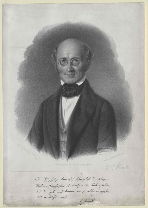 Beneke Friedrich Eduard
