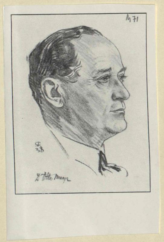 Mayr, Otto Freiherr