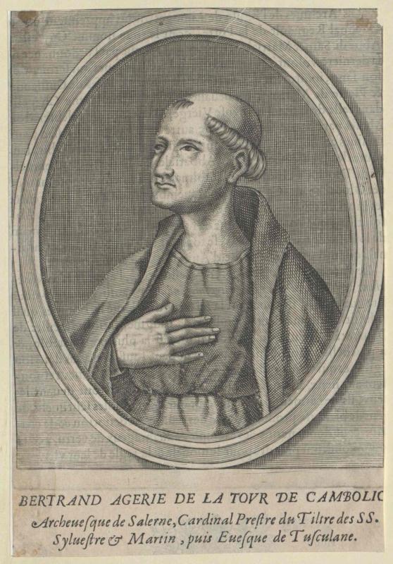 Augier de La Tour, Bertrand