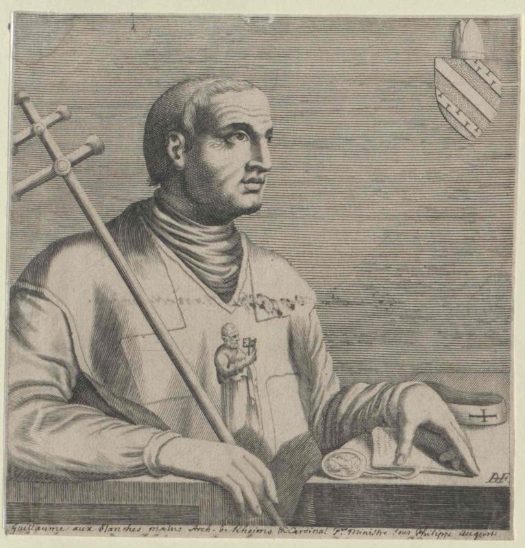 Wilhelm, Graf von Champagne